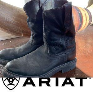 Ariat still a lot of life left Sierra workboot